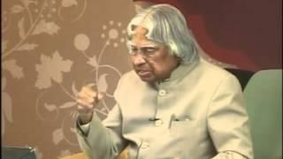 Dr. APJ Abdul Kalam visit in rajasthan patrika office
