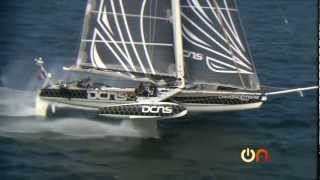 getlinkyoutube.com-Always On - Flying on the world's fastest sailboat