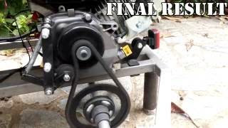 How to tighten your chain | GoKart version