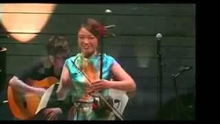 getlinkyoutube.com-WeiWei Wuu 二胡 『ボラーレ』in ヤマハホール
