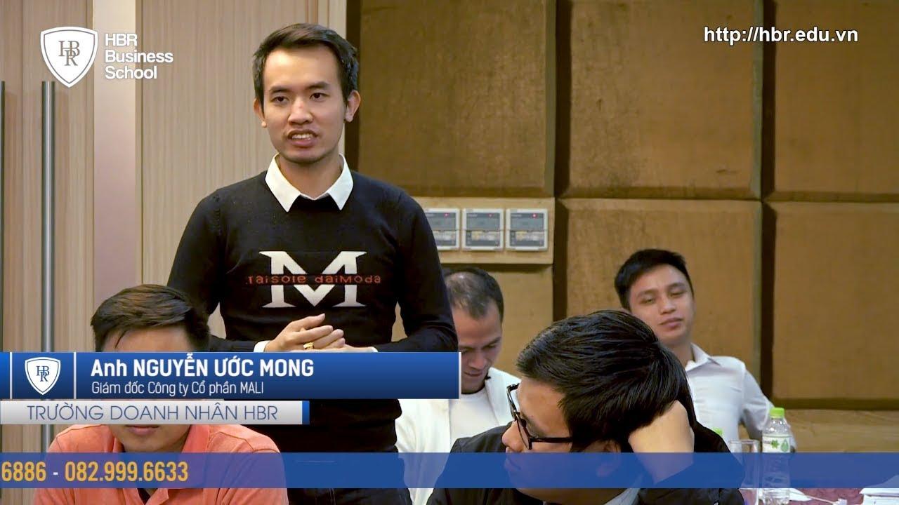 Xây dựng chiến lược và lựa chọn mô hình kinh doanh - Tony Dzung