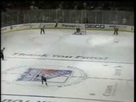Rangers vs. Capitals NHL's longest shootout ever! PART 1