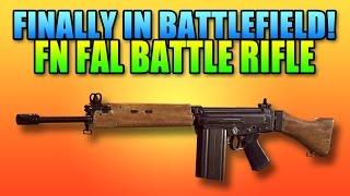 getlinkyoutube.com-FN FAL Battle Rifle New Best Gun In Hardline? | Battlefield Hardline