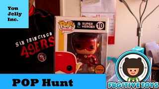getlinkyoutube.com-Funko Pop Hunt Black Friday: Part 3 Fugitive Toys Chase? Exclusive Pops? 500 Subscriber Giveaway!!!