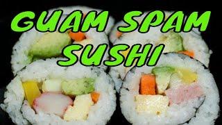 getlinkyoutube.com-Sushi - Guam style