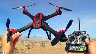 getlinkyoutube.com-Helic Max Sky Vampire Tarantula X6 Clone with Altitude Hold