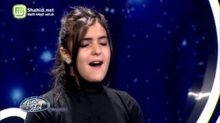 getlinkyoutube.com-Arab Idolالموسم الرابع –  تجارب الاداء- هاجر ادالحاج