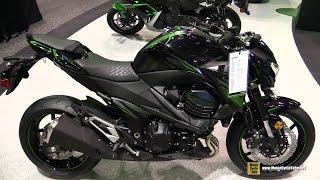 getlinkyoutube.com-2016 Kawasaki Z800 ABS - Walkaround - 2015 AIMExpo Orlando