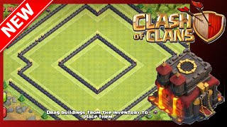 "BEST NEW TH10 Trophy Base ""Retake On Popular Base"" 