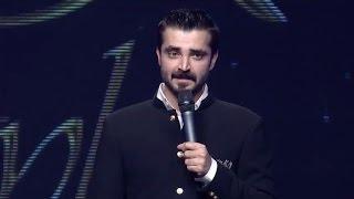 getlinkyoutube.com-Hamza Ali Abbasi Speech After Winning Award for Pyaray Afzal