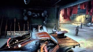 شرح حل مشكله 190/191 Scavenging location في لعبة Mad Max