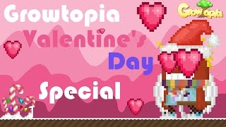 getlinkyoutube.com-GrowTopia   Valentine's Day Special