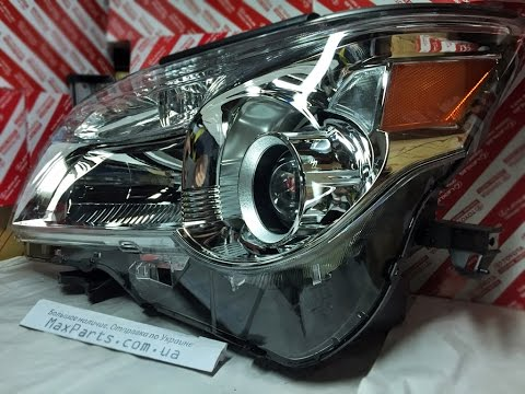 8118560EE61 8118560EE60 Блок фара передняя левая Lexus GX 460 оригинал