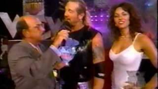 getlinkyoutube.com-(5.5.1997) Road to Slamboree '97 Part 6 - DDP & Savage talk trash to each other