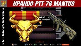 getlinkyoutube.com-UPANDO Patente 78 MANTUS - WARBOX Tavor CTAR-21 Gold