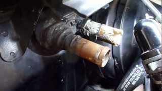 getlinkyoutube.com-Audi A4 Heater Core Replace
