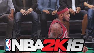 getlinkyoutube.com-NBA 2K16 - 07' Lebron Cavaliers vs 04' MVP KG TimberWolves Gameplay HD | Amazing Game Winner!!