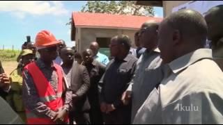 Rais Magufuli atema cheche Lindi