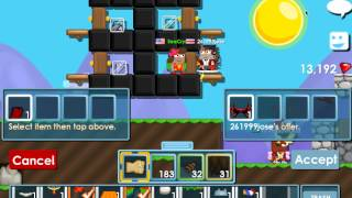 how to make foliage in growtopia