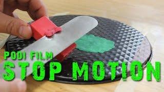 getlinkyoutube.com-Stop Motion 2014 [HD] PODI Style : wood putty [Hd]