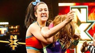 getlinkyoutube.com-Bayley vs. Sasha Banks: WWE NXT, March 20, 2014