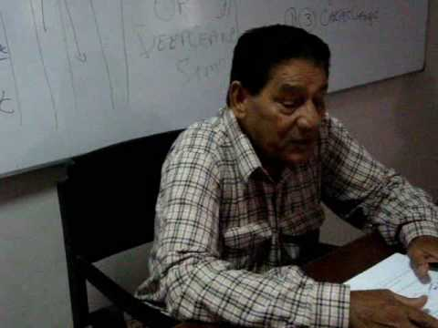 Professional Chef in International cuisine 4th Sep 09 Lecture (Part10)