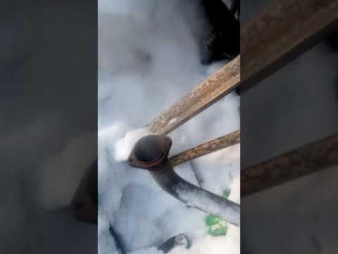 Двигатель из хлама 2.5 опель. (На Белорусском).Часть 2.