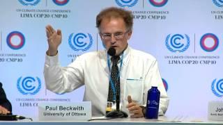 getlinkyoutube.com-COP20: Global Arctic Methane Emergency #2 (12-5-2014 in Lima Peru)