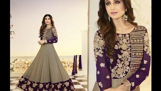 getlinkyoutube.com-Designer Pakistani Dresses
