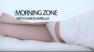 getlinkyoutube.com-MORNING Zone with Sharon AVRIELLIA in HOT Panties | Miss POPULAR Indonesia