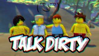 【Ninjago MV】 - Talk Dirty - ( ͡° ͜ʖ ͡°)