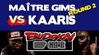 Kaaris VS Maître Gims - Budokai rap game (round 2)