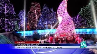 Universal Studios en Orlando anuncia su gran atracción para el mes de Diciembre