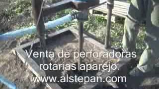 getlinkyoutube.com-Perforar su pozo de agua propio.Perforación de pozo para abastecimiento de agua.