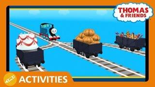 getlinkyoutube.com-Thomas & Friends UK: Celebration Delivery