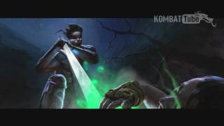 getlinkyoutube.com-MK9 Ending: KENSHI