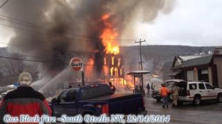 getlinkyoutube.com-Cox Block fire 12/14/2014