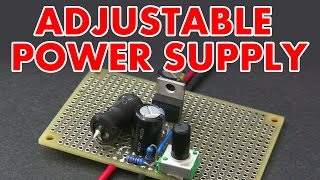 getlinkyoutube.com-Adjustable switch mode power supply tutorial