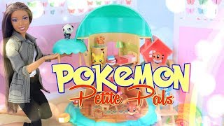 Unbox Daily: POKEMON Petite Pals Play Sets | Garden Adventures | House Party & More