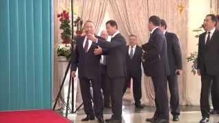 Неудачное селфи с Назарбаевым