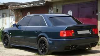 getlinkyoutube.com-Audi 100 c4 2.8 acceleration 0-200 2013