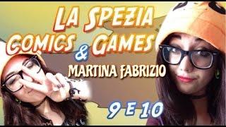 getlinkyoutube.com-Vlog allo Spezia Comics 2015 - Martina Fabrizio