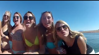 getlinkyoutube.com-Lake Powell 2014, Boom.