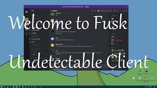 Fusk Undetectable Ghost Client [Free]