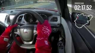 getlinkyoutube.com-Holden VF Ute Vs The Nürburgring : World record lap