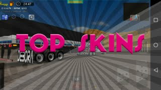 getlinkyoutube.com-AS SKINS MAIS FODA PARA GRAND TRUCK SIMULATOR