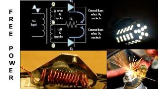 getlinkyoutube.com-free energy generator - outside revealed RAW FAKE DIY