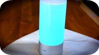 getlinkyoutube.com-Xiaomi Yeelight Review - The Coolest Desk Lamp Ever? | 4K