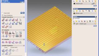 getlinkyoutube.com-Machining a 3d relief model in ArtCAM Pro (part 1)
