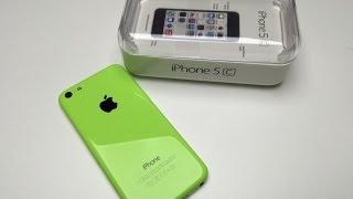 iPhone 5c green из Китая Как новый 2016 год China AliExpress